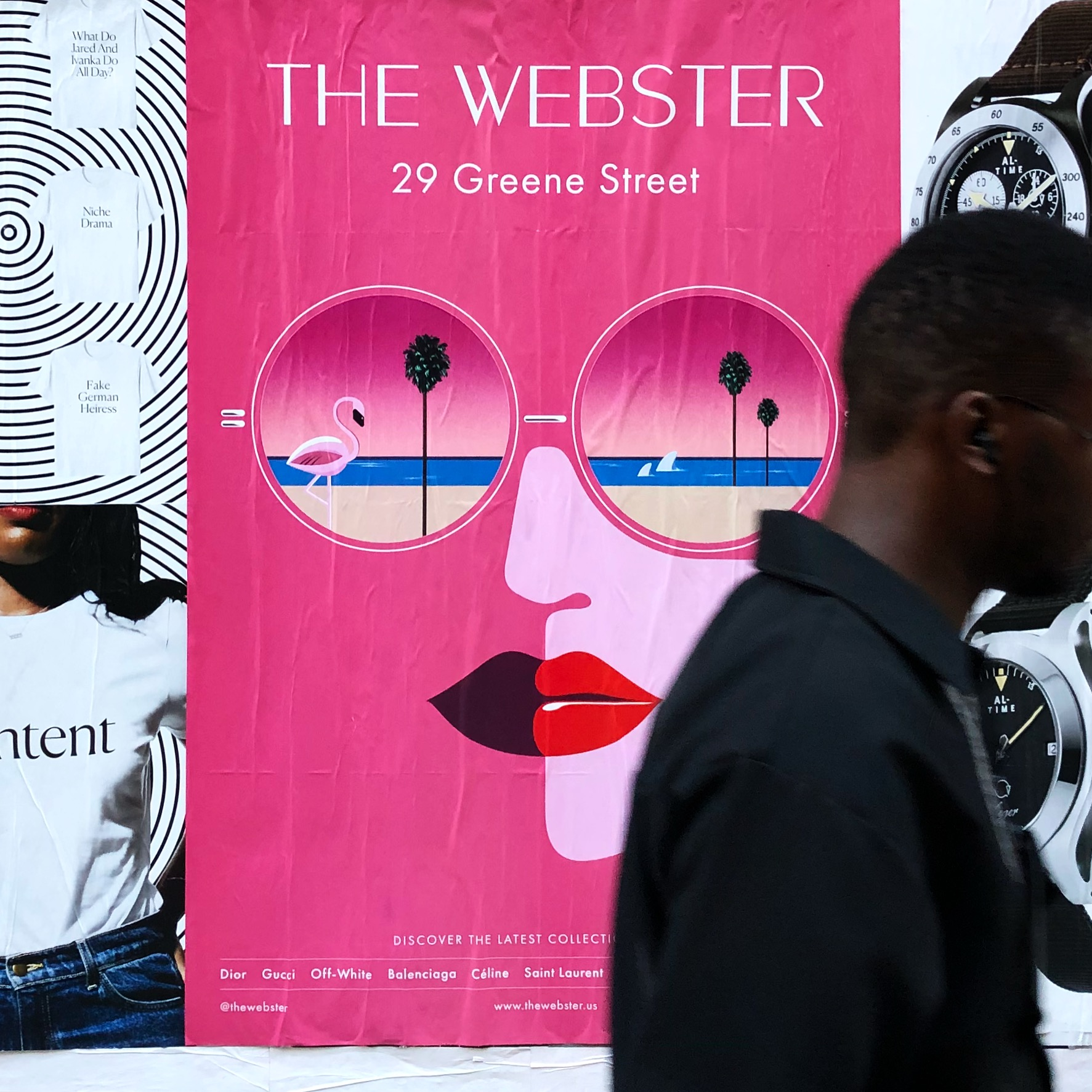 THE WEBSTER NYFW FW18