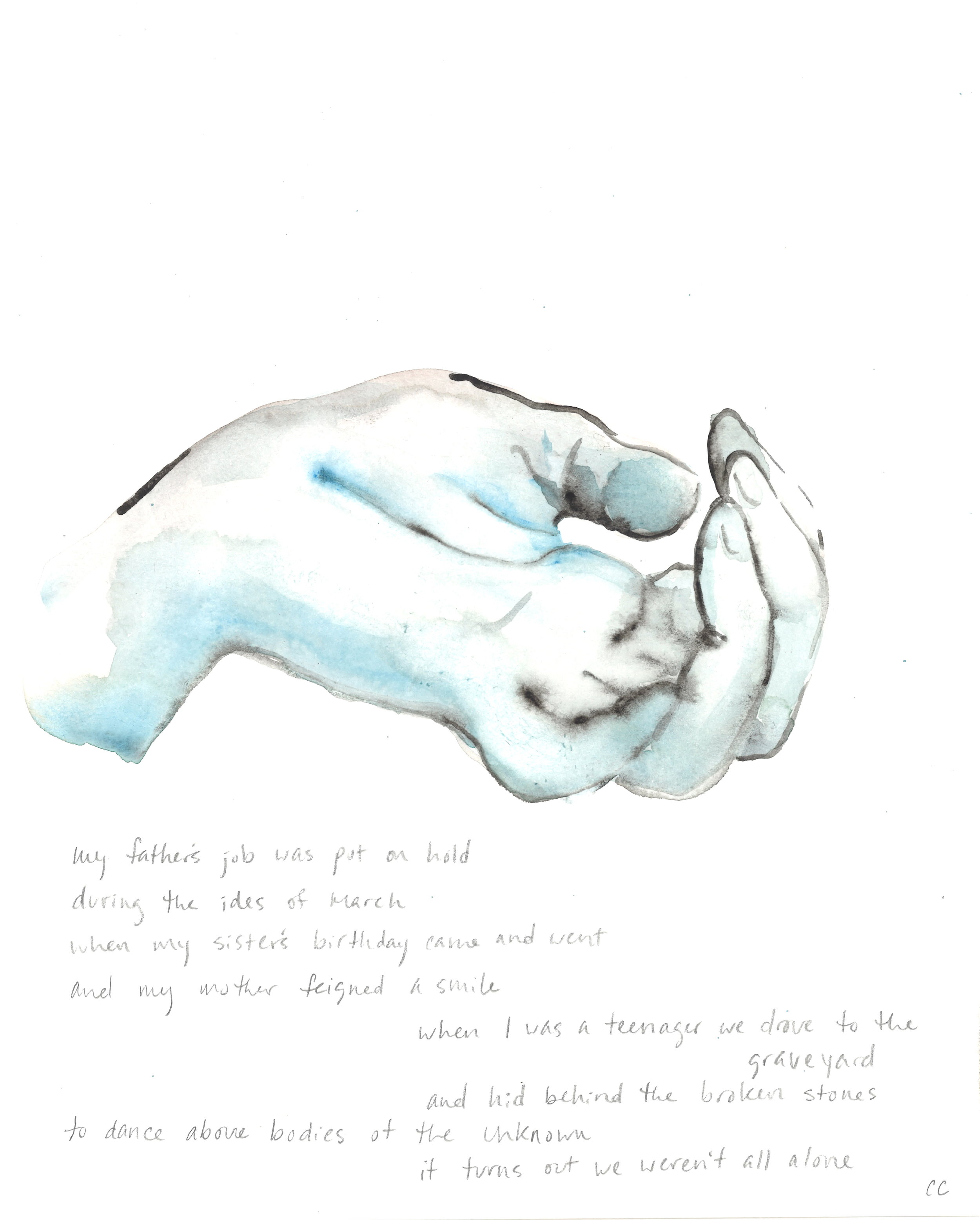 Hand Memoir #3