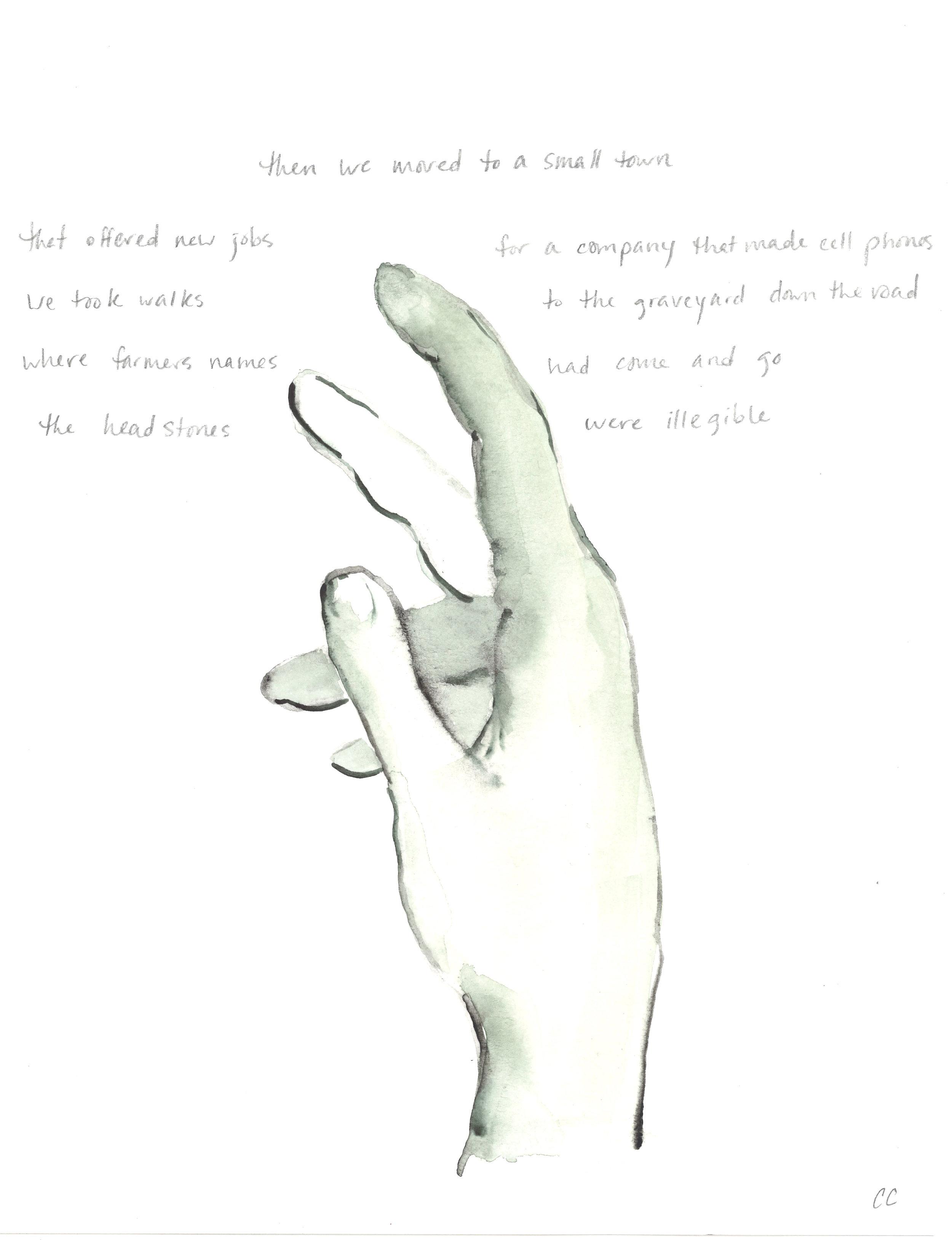 Hand Memoir #4