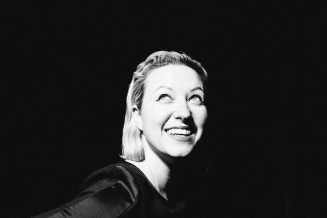 Christina Lonsdale - Photo by  Jaclyn Campanaro