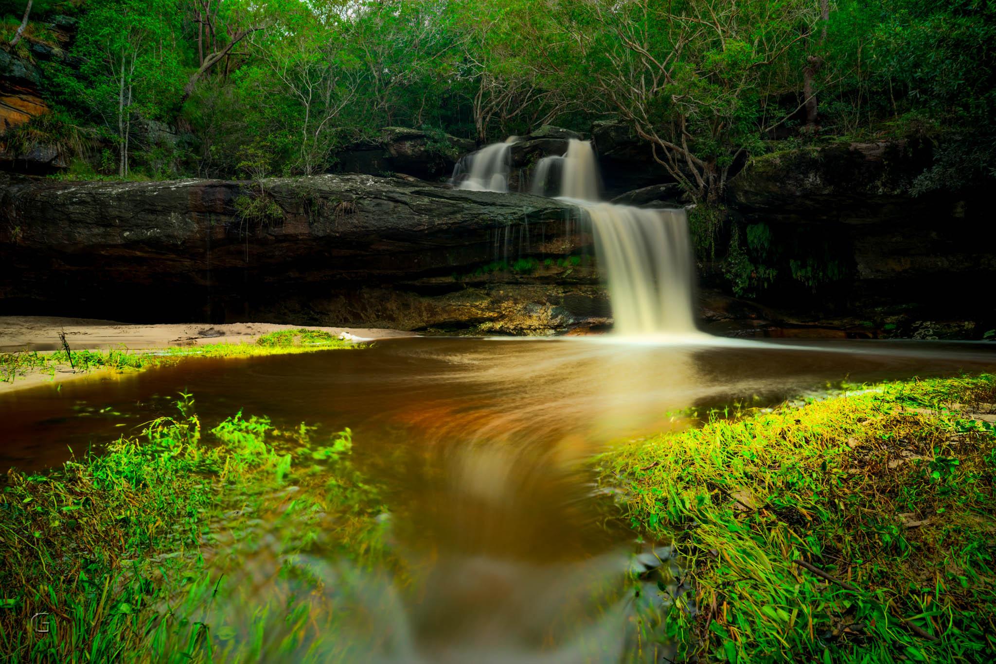 Mullet Creek Falls
