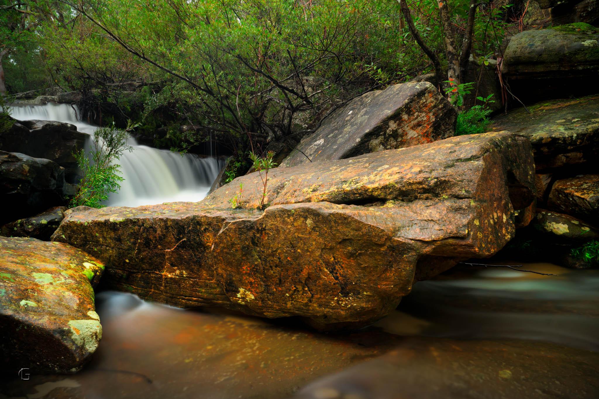 McCarrs Creek Falls