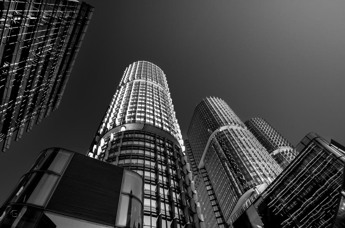 Three Towers