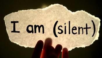 I am silent.jpg