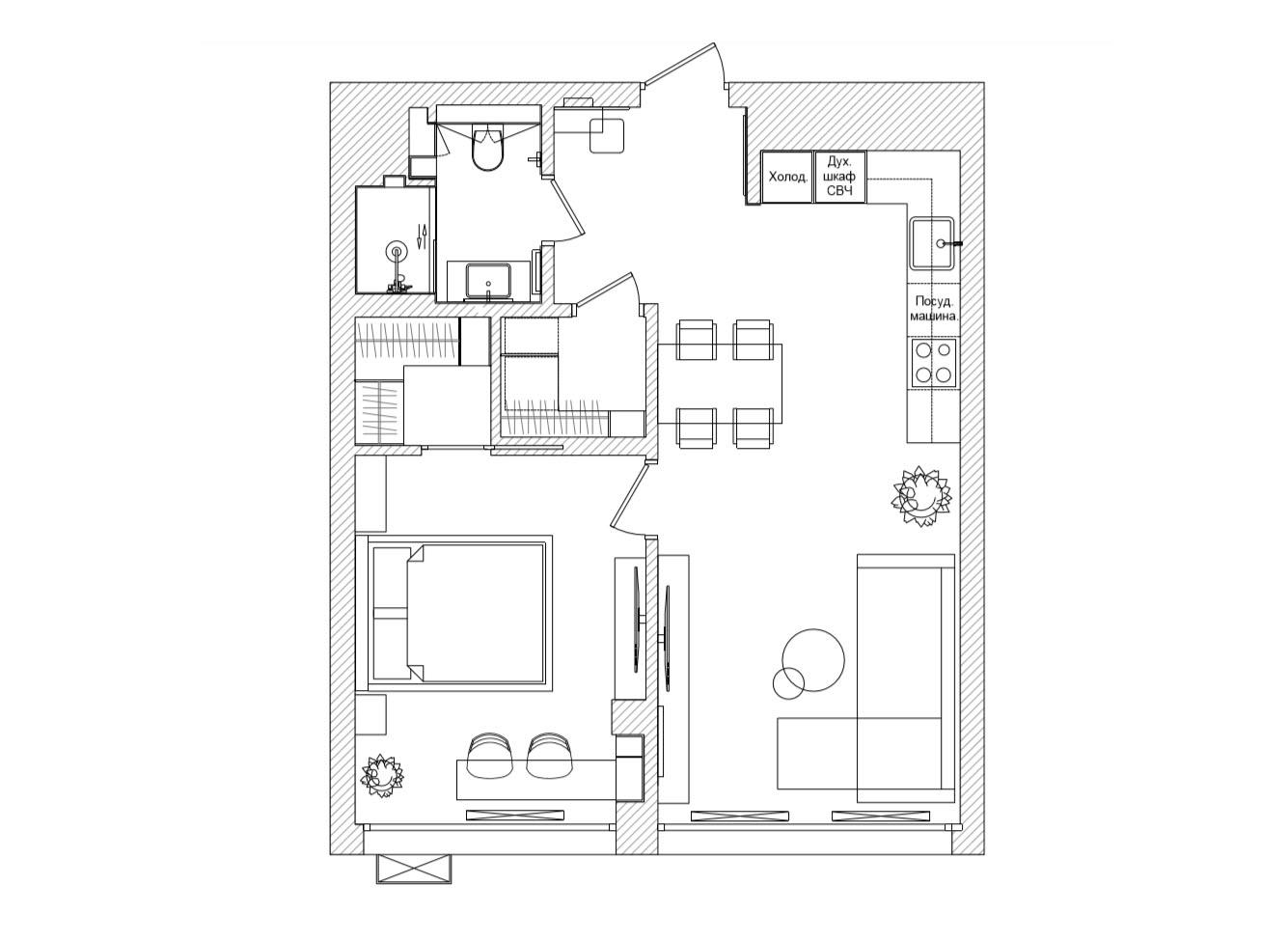 план этажа_Hoffman_azari-architects.com