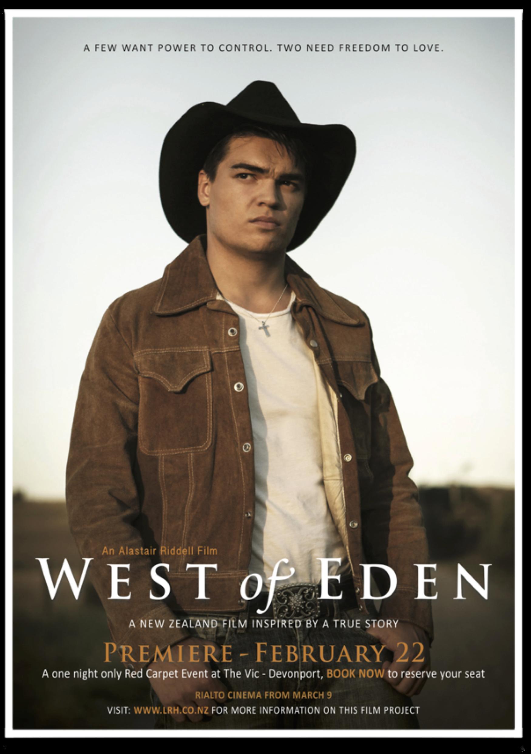 West of Eden Flyer