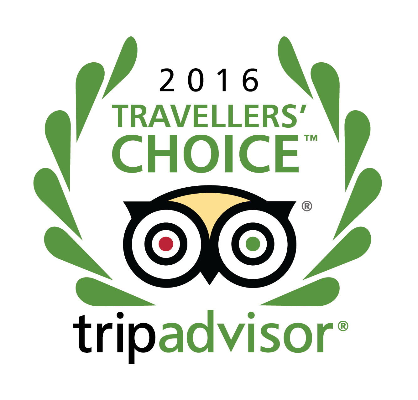 Falsled Kro winsTravellers' Choice 2016