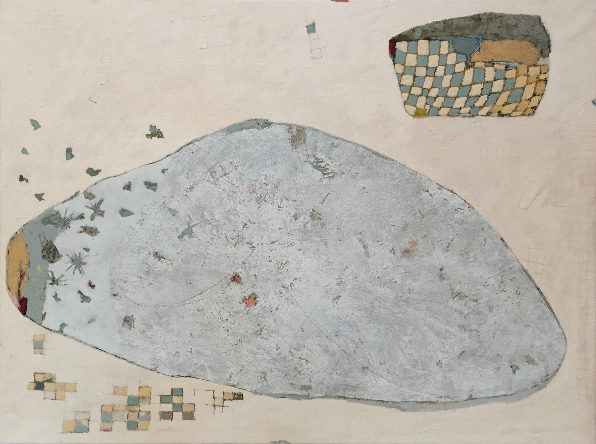 Untitled 184.  Oil on Canvas  210 x 150 x2,5 cm  82,5 x 60 x 1 inch