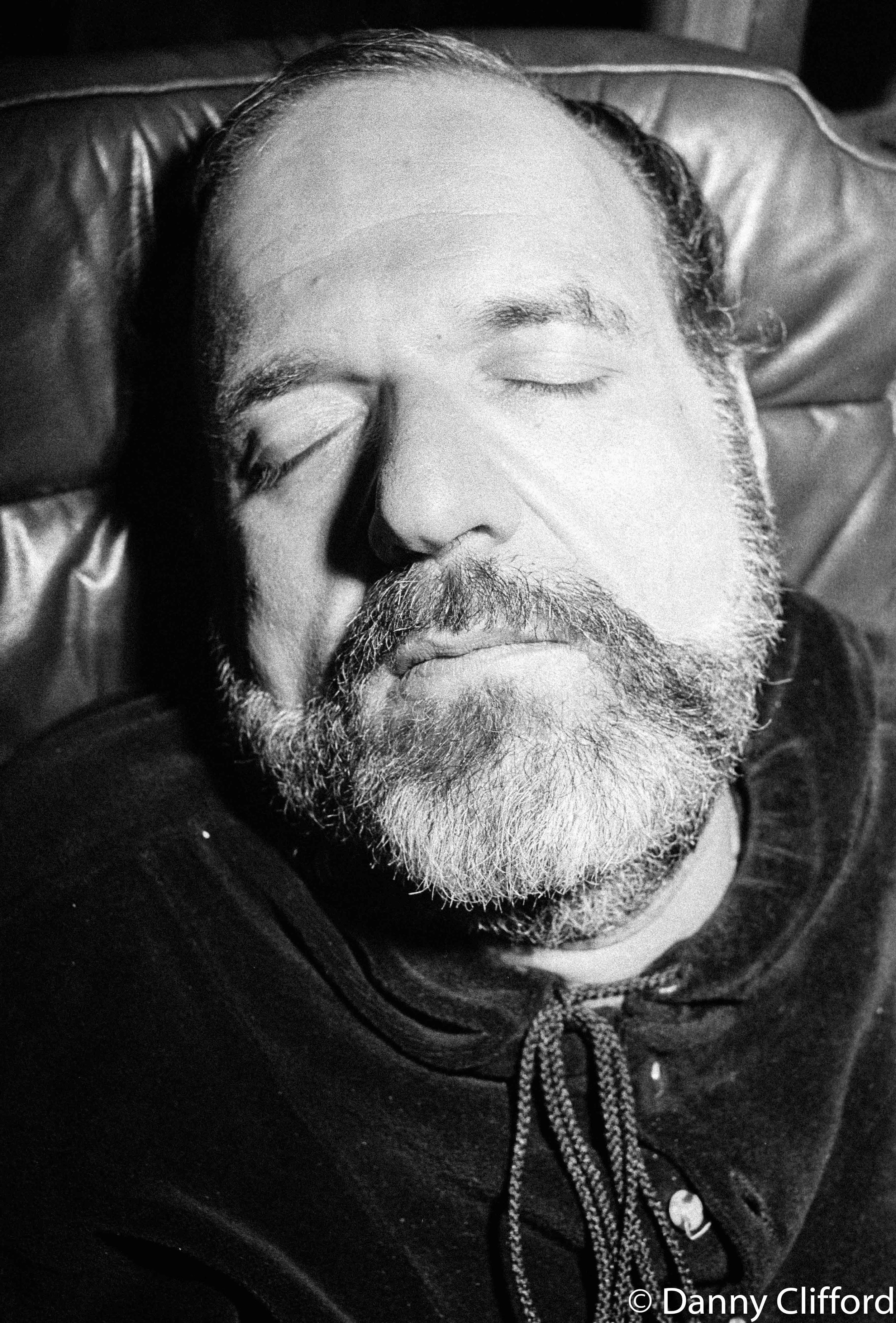 A very tired Paul Wasserman (or Wasso as he was known).
