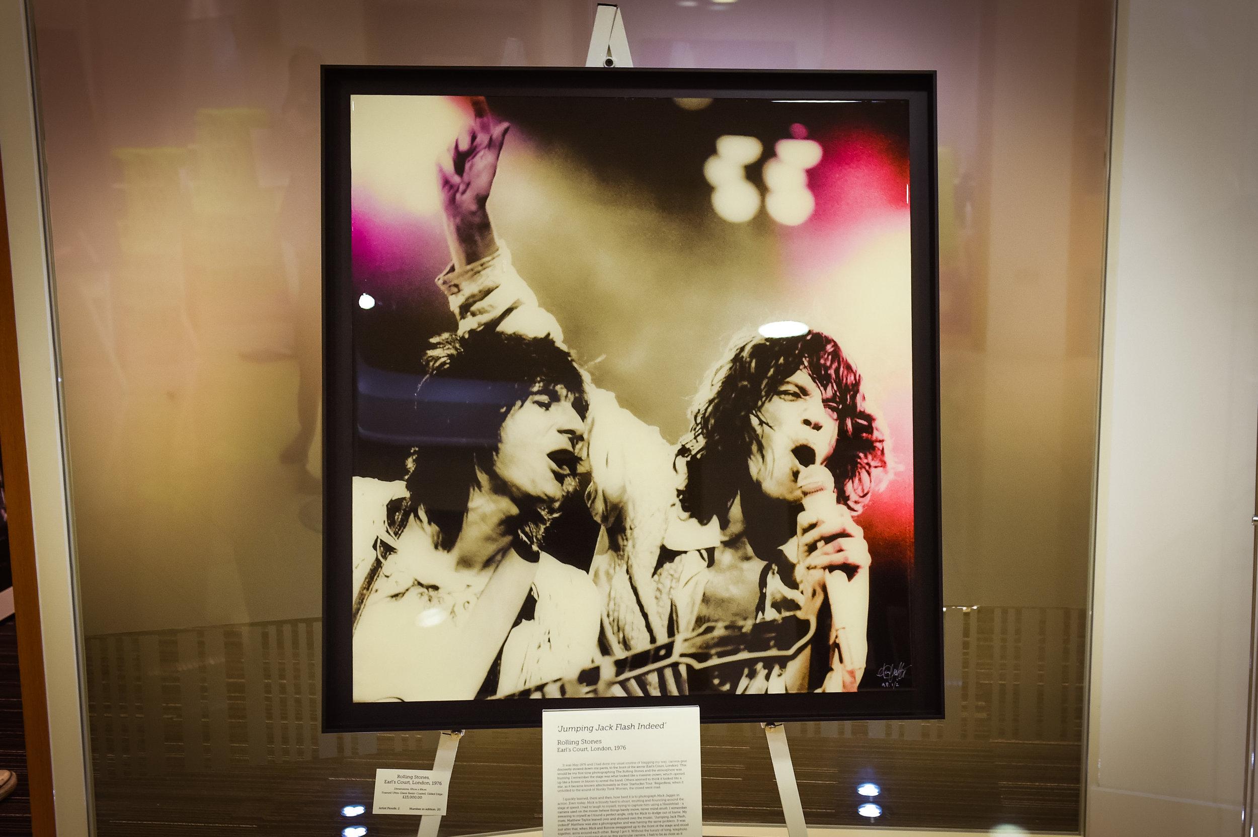 Ronnie & Mick - May 1976