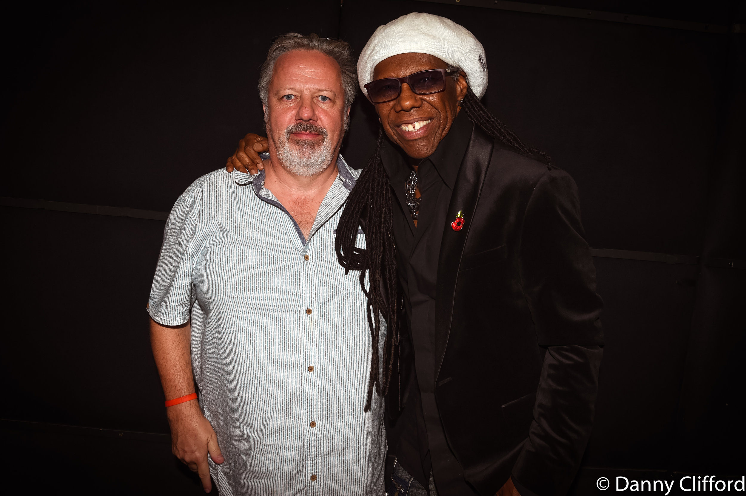 Andy Wright & Nile Rodgers