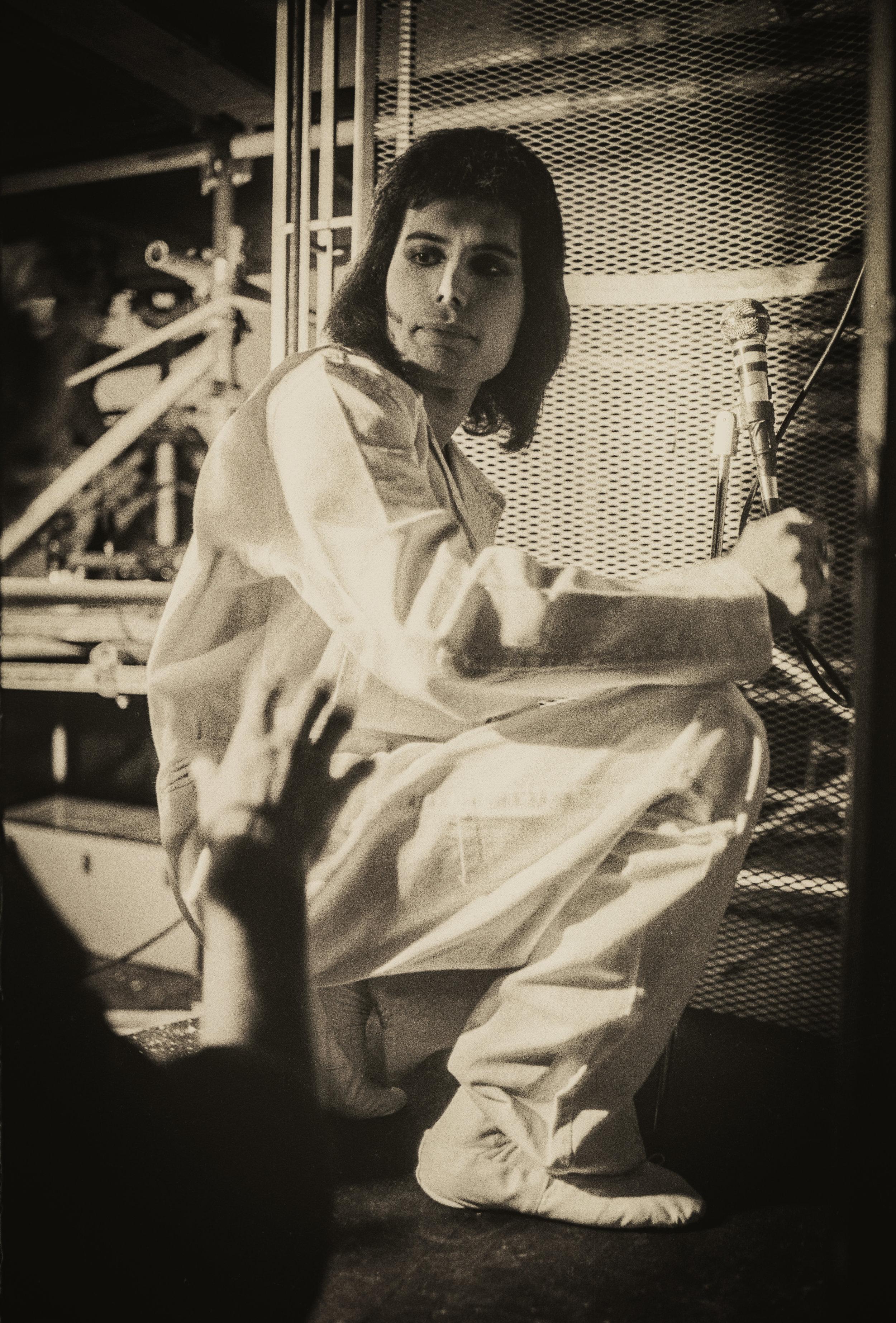 Freddie Mercury, 1980