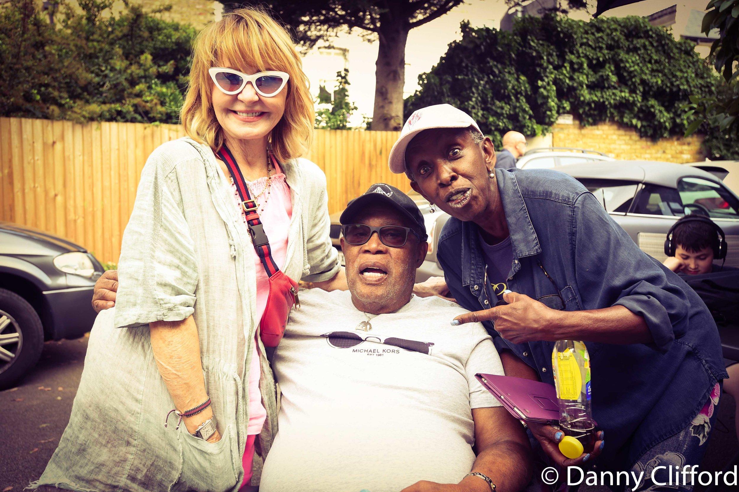 Lulu, Sam & Madeline Bell #Lulu #SoulMan #SamMoore #MadelineBell