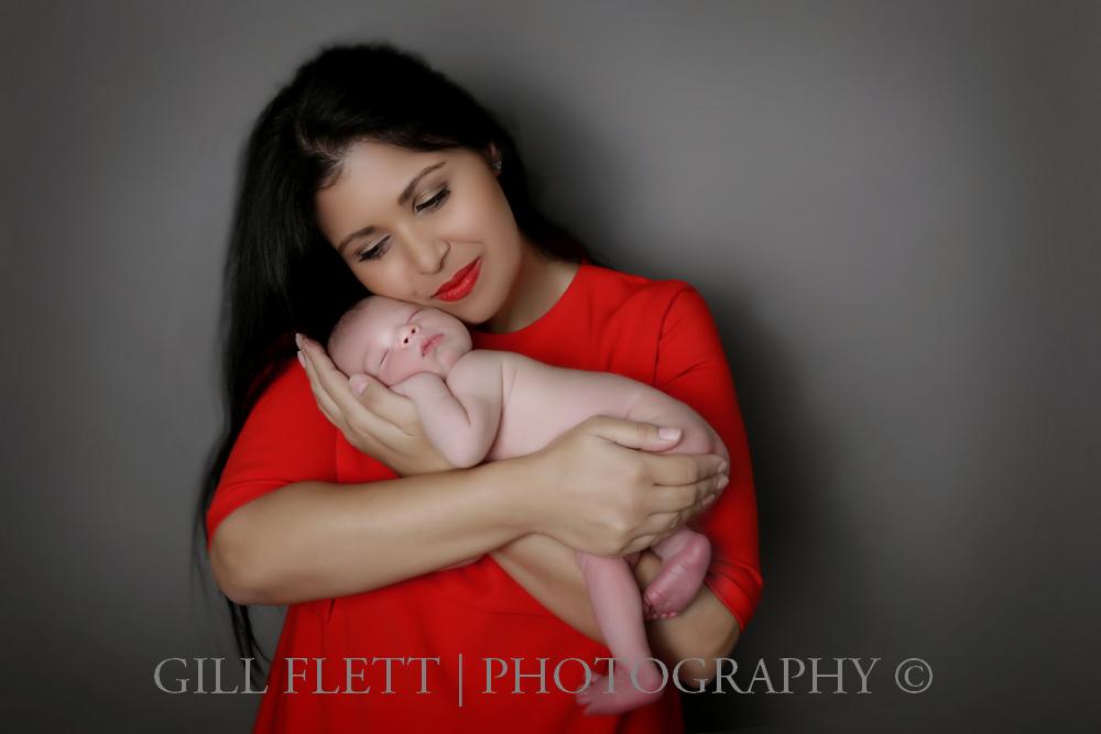 newborn-boy-mother-red-dress-gillflett-london.jpg