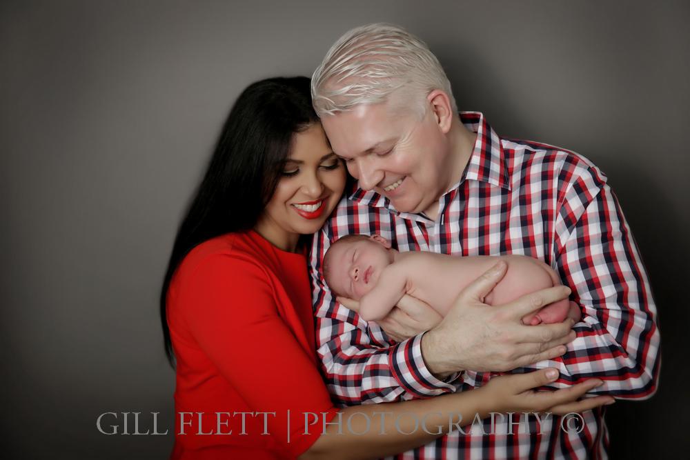 newborn-boy-mother-father-red-dress-gillflett-london.jpg