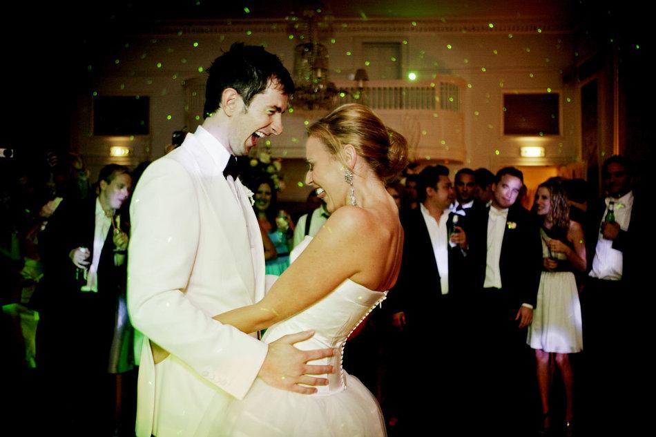 london wedding photographer first dance