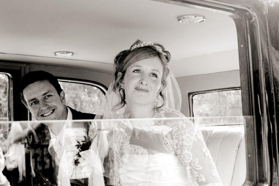 london wedding photographer wedding car