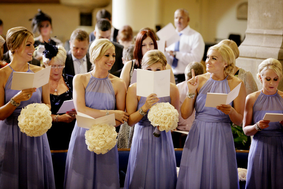 london wedding photographer bridesmaids