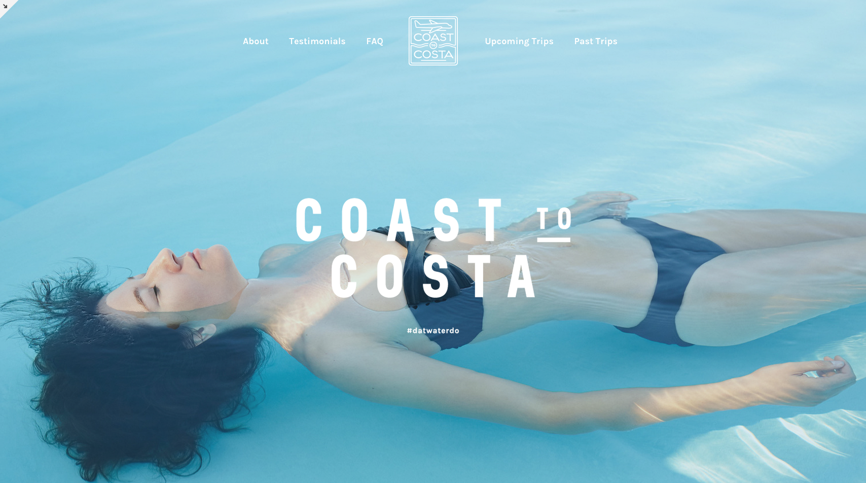 Coast to Costa Fulton Squarespace