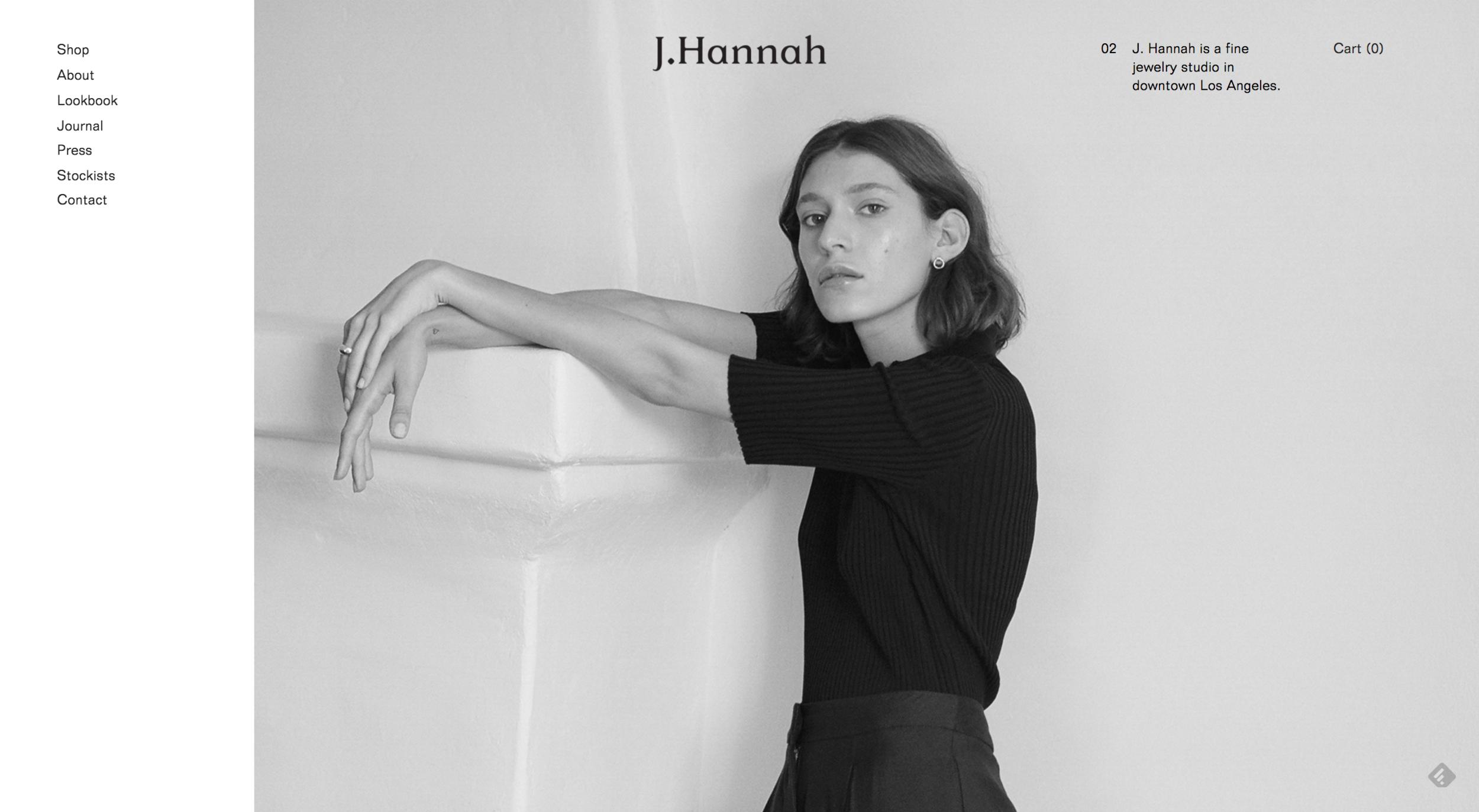 jhannah-squarespace-template