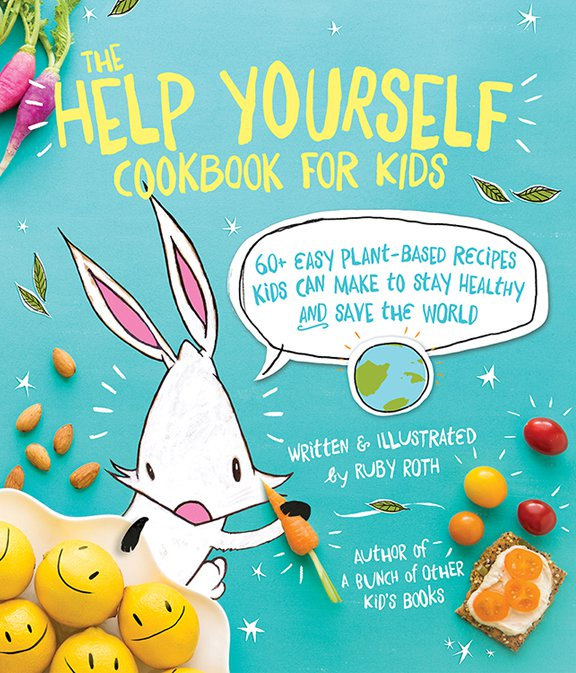 ruby roth cookbook for kids