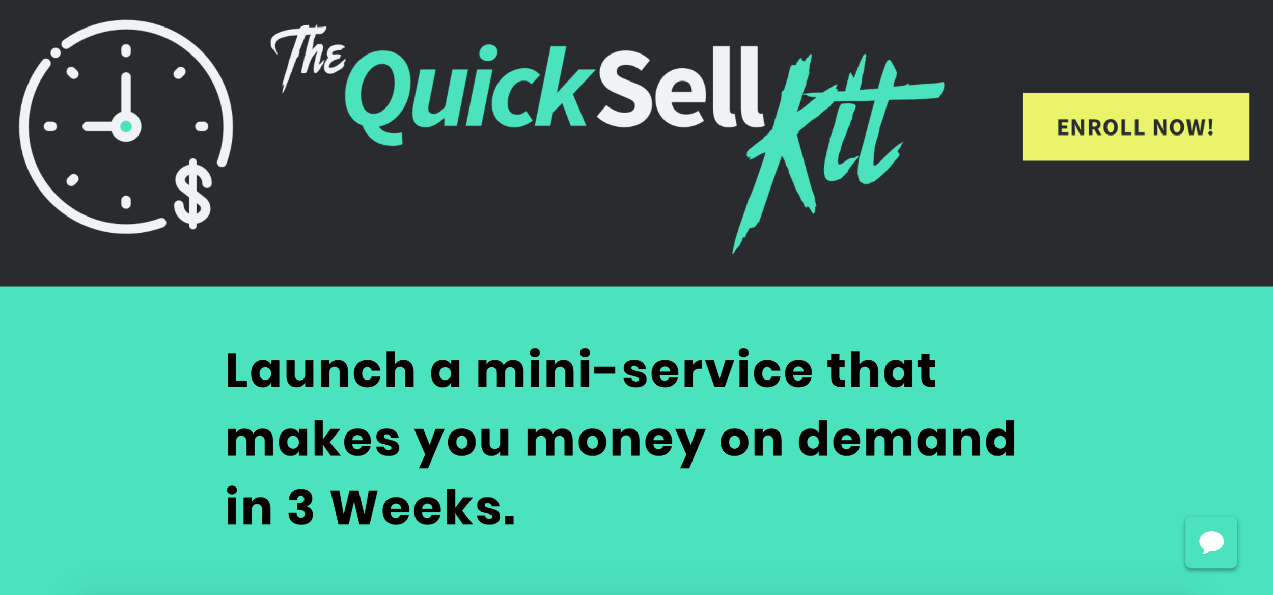 quick sell kit