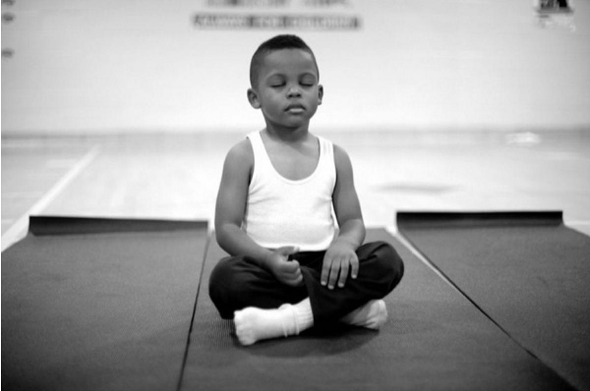 meditation in school
