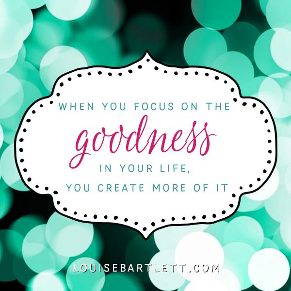 Create more goodness
