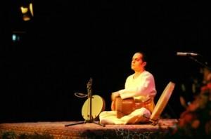 Madjid Khaladj, master of Iranian Percussions