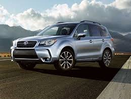 2014 - 2016 forester