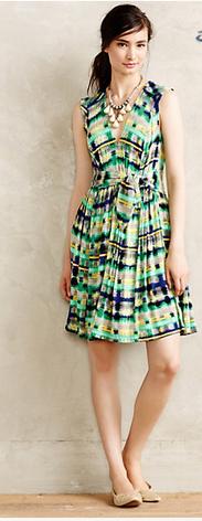 Sleeveless Aven Dress