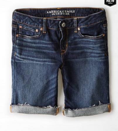 2.  Denim Shorts  | American Eagle