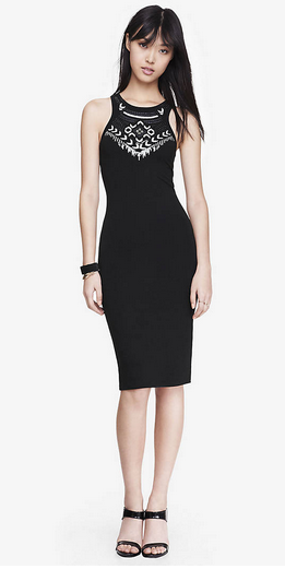 17. This one too is adorable! LBD  | Express