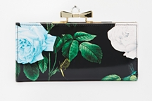 16. Evening floral clutch, ASOS , to matchthe island vibe!