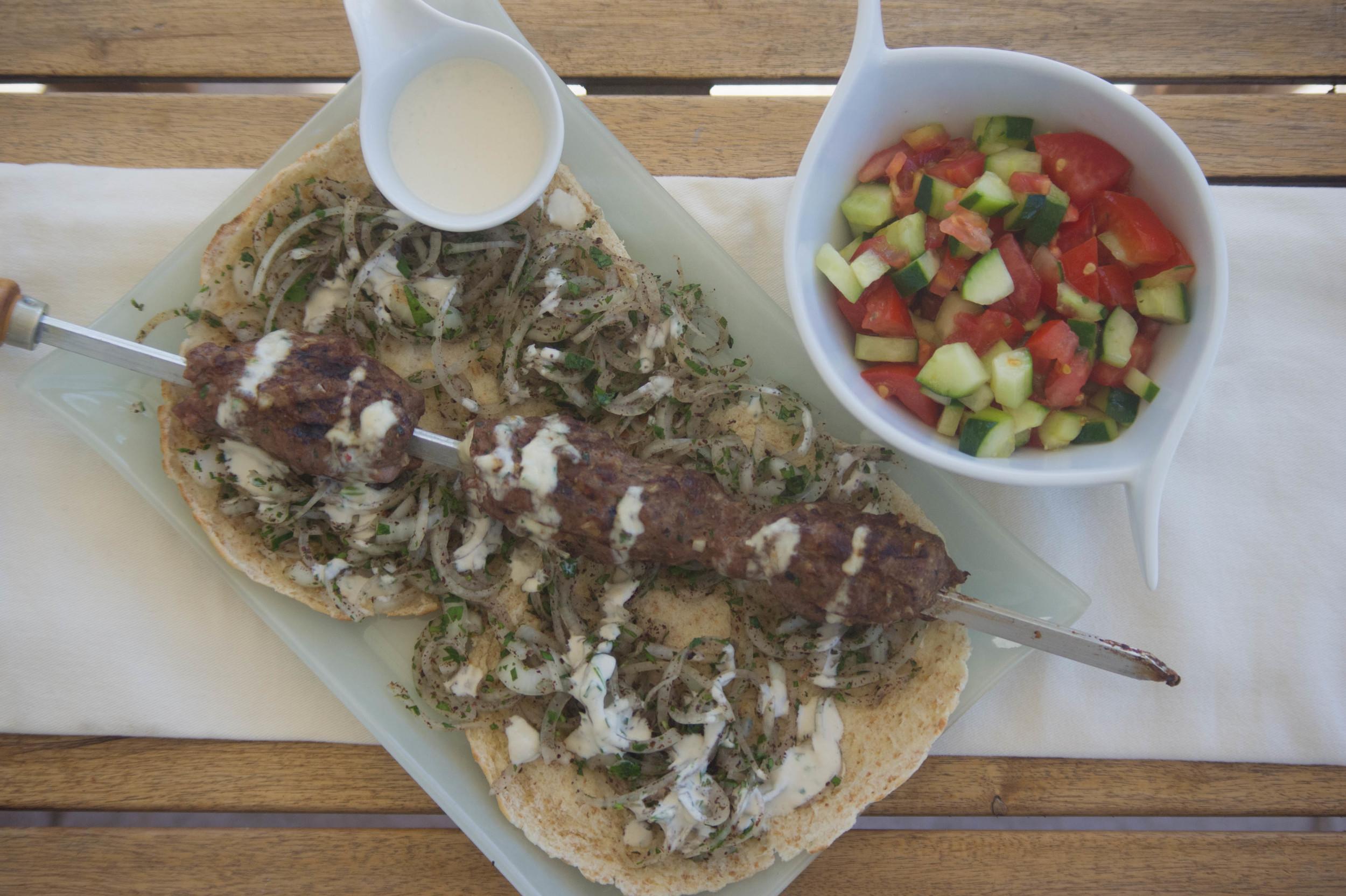 kebab plato terminado 2