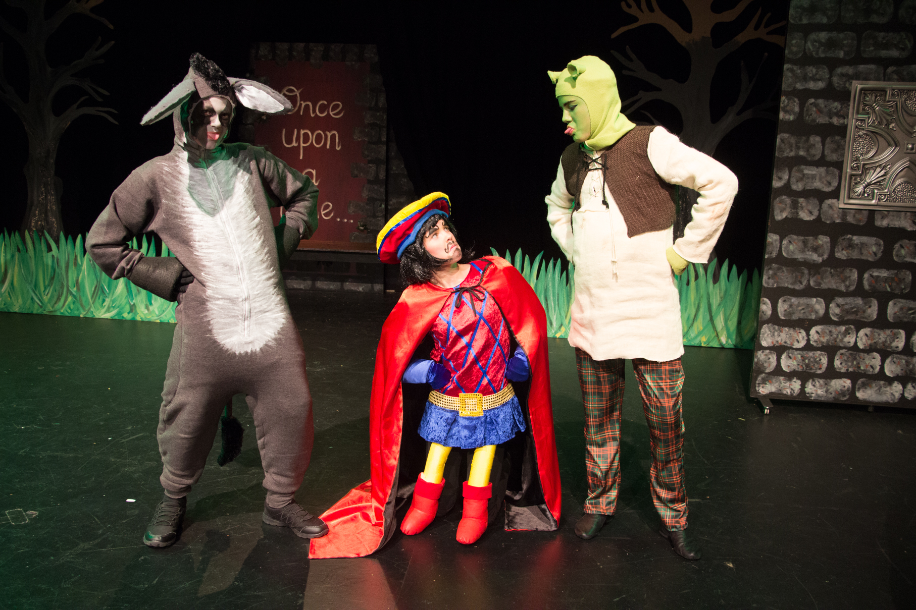 'An ogre-sized fairy tale!' Shrek '16