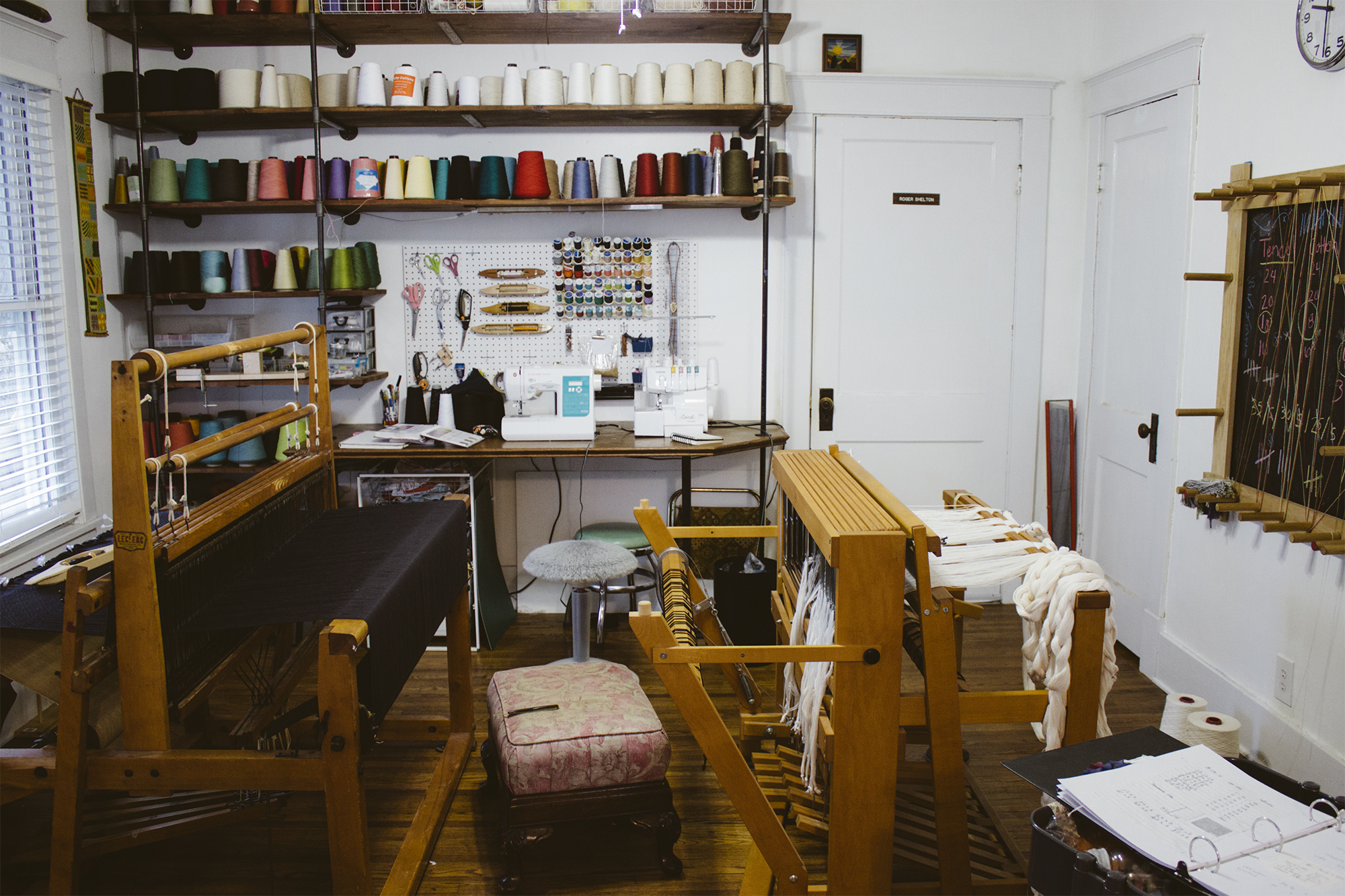 My original home studio in Nashville