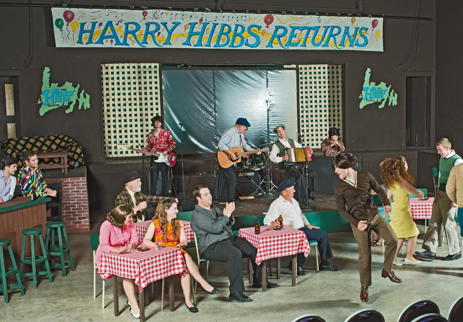 Harry Hibbs Returns