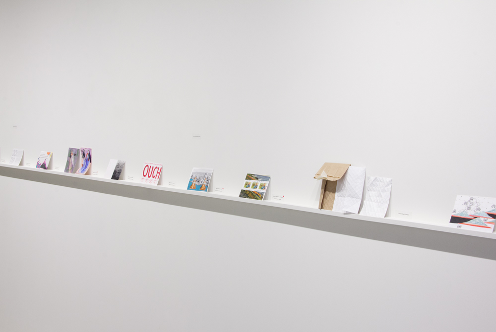 Installation Image of Carte Blanche