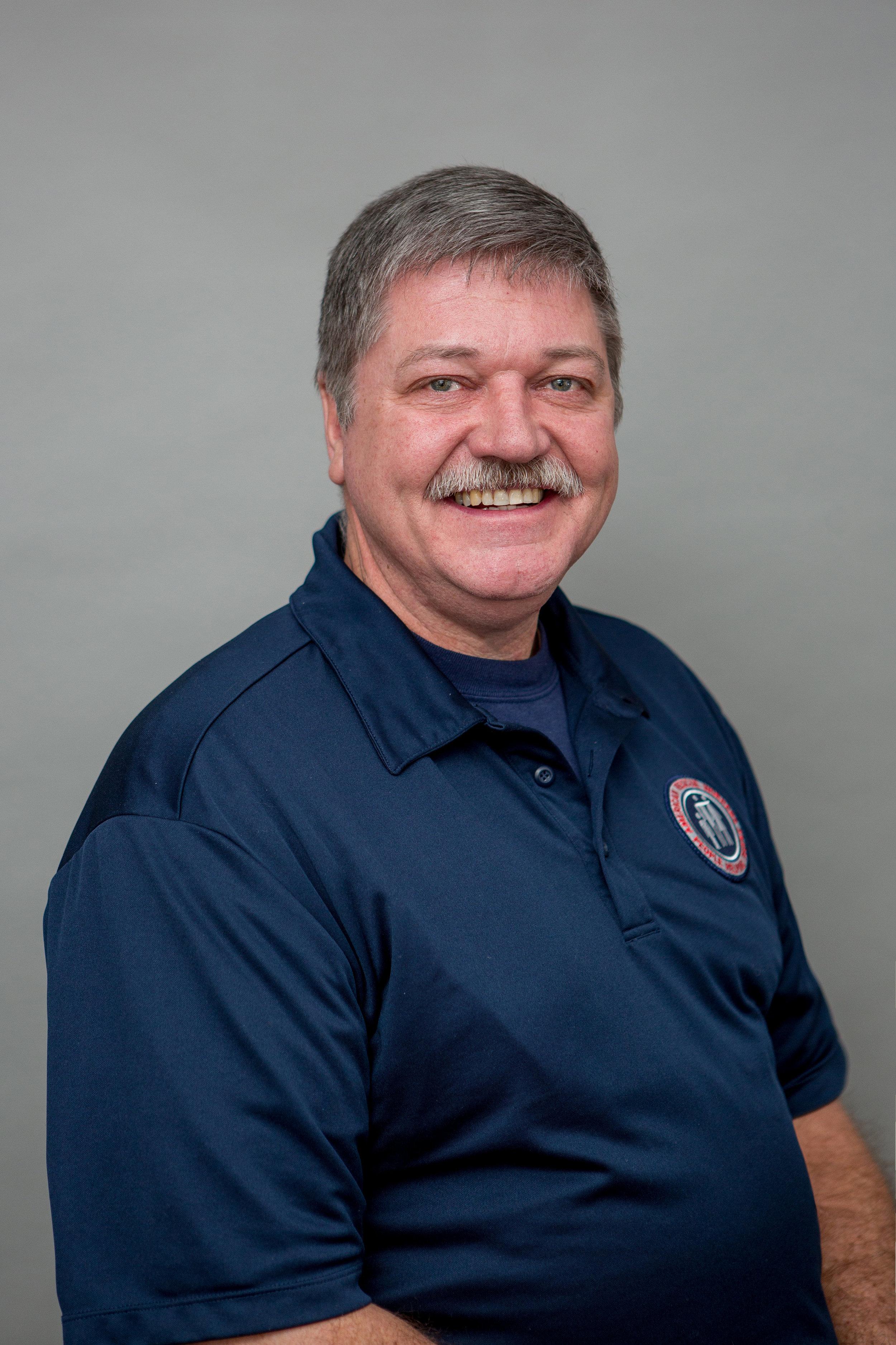 General Superintendent: Pastor Sam Astin