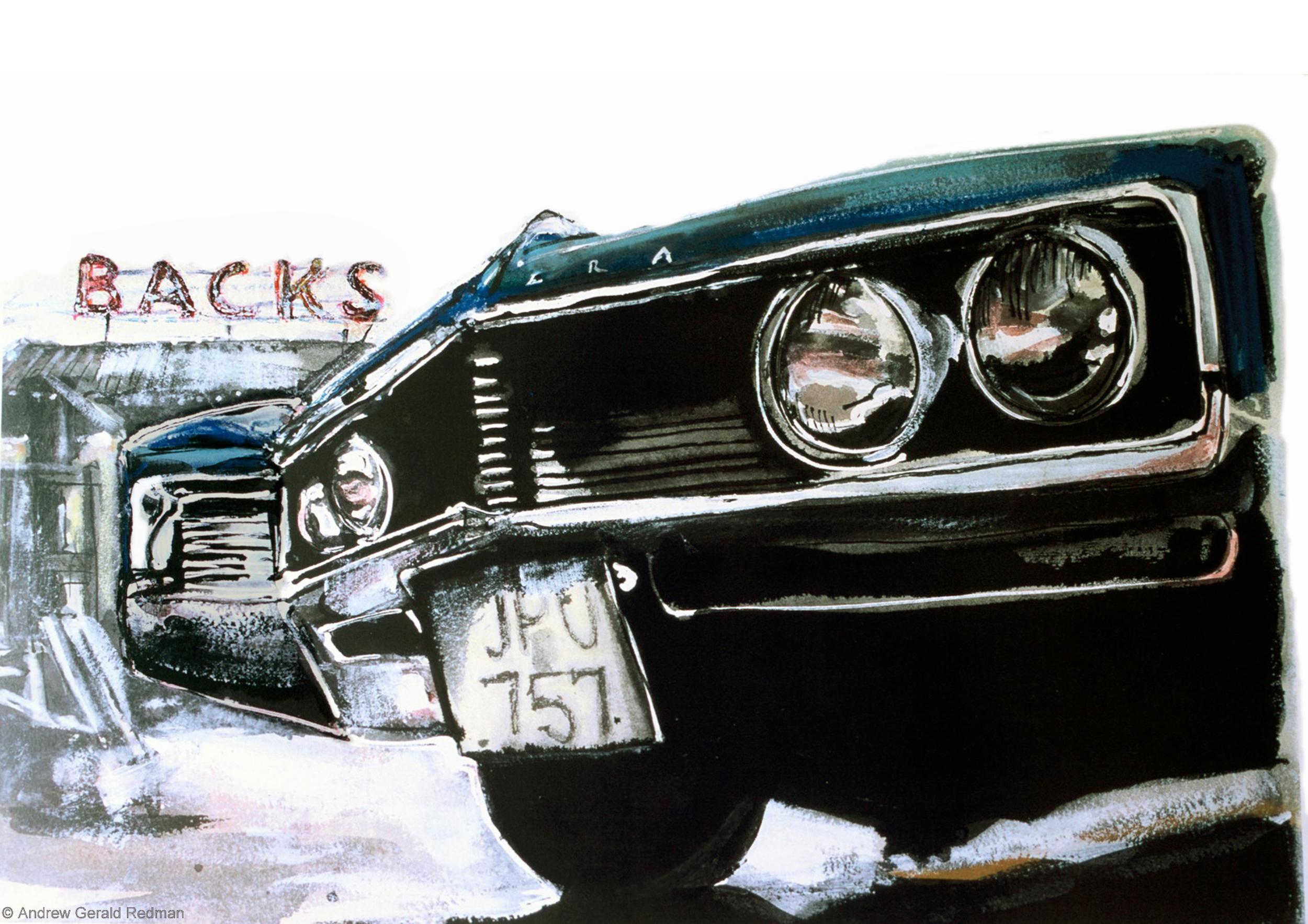 Back's Buick Rättvik