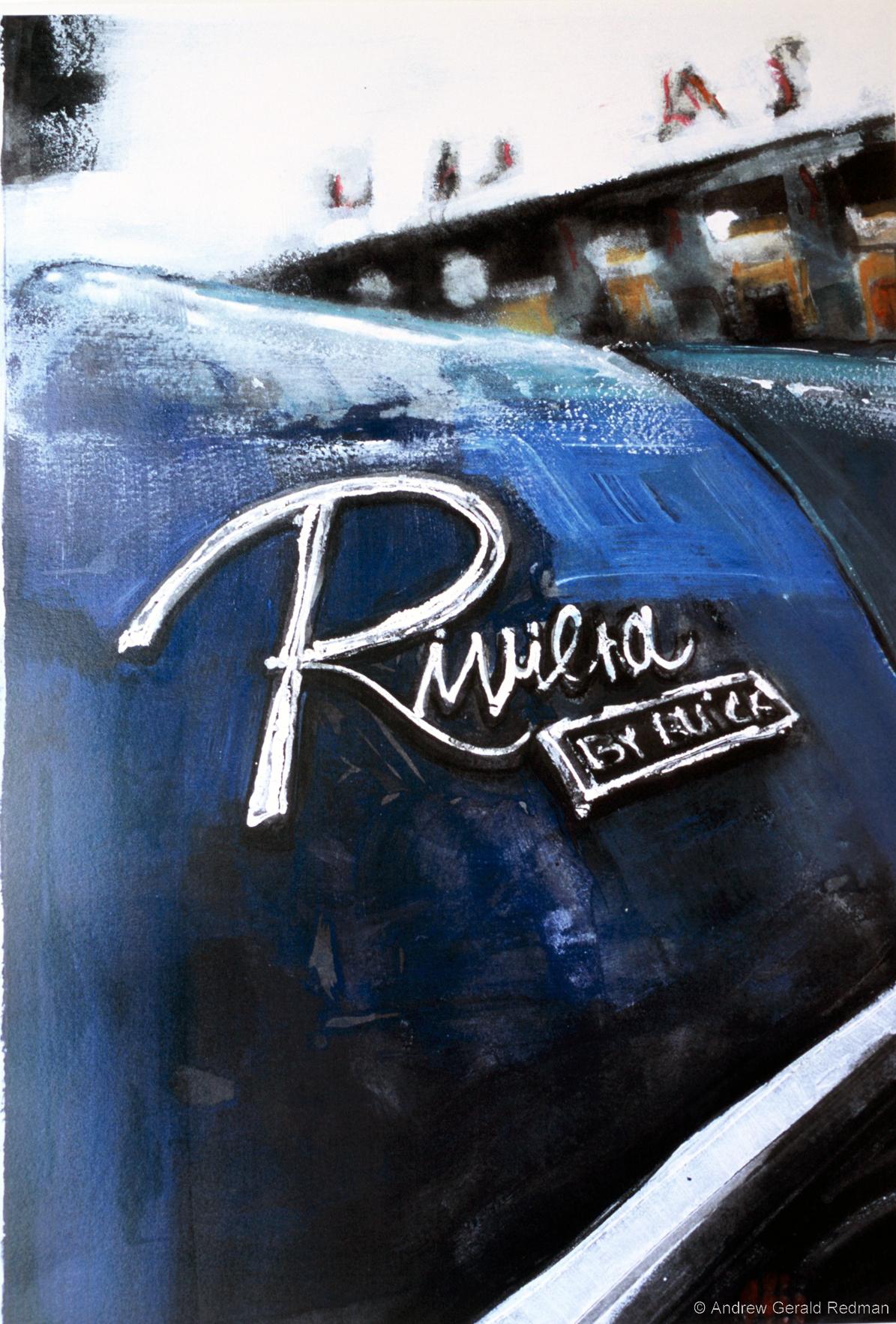 Riviera trunk Rättvik