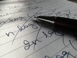 Blogging has moved hand written form to a global audience