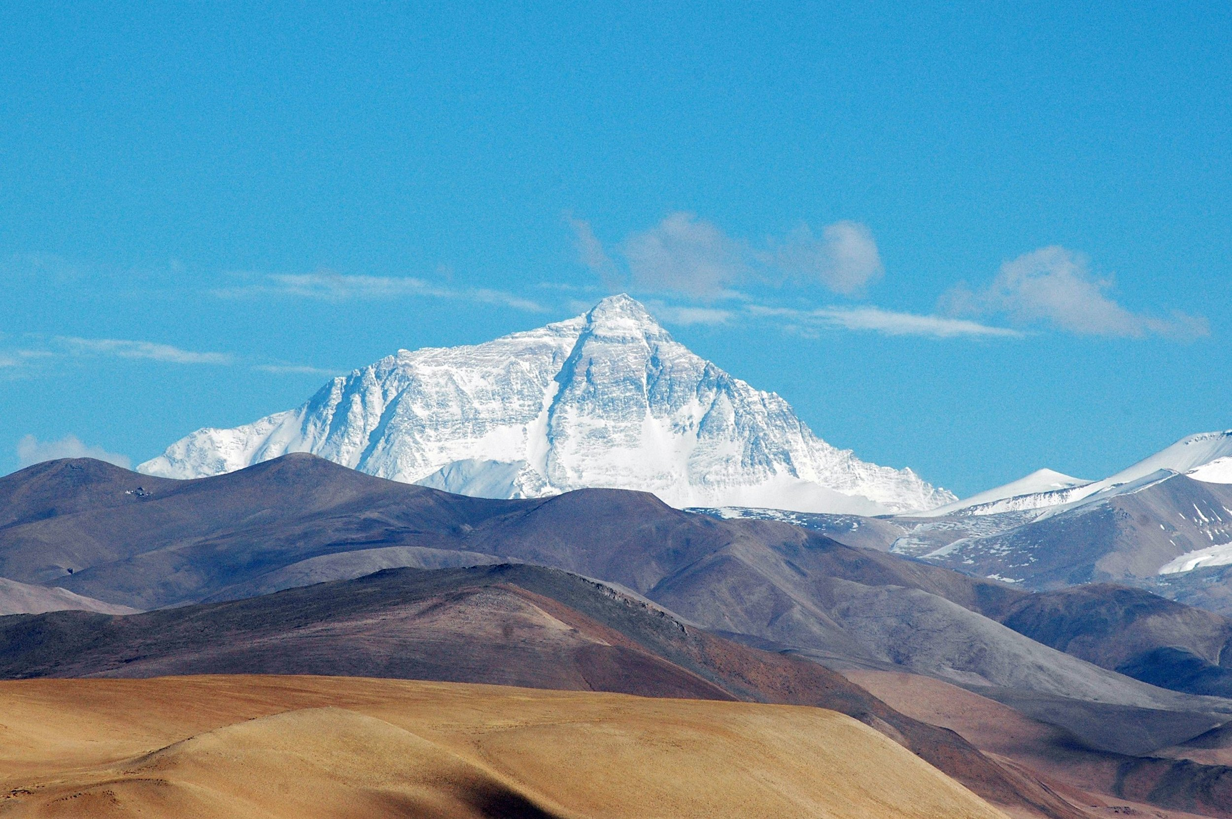Everest in its beauty
