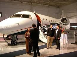 For hire or purchase a private jet