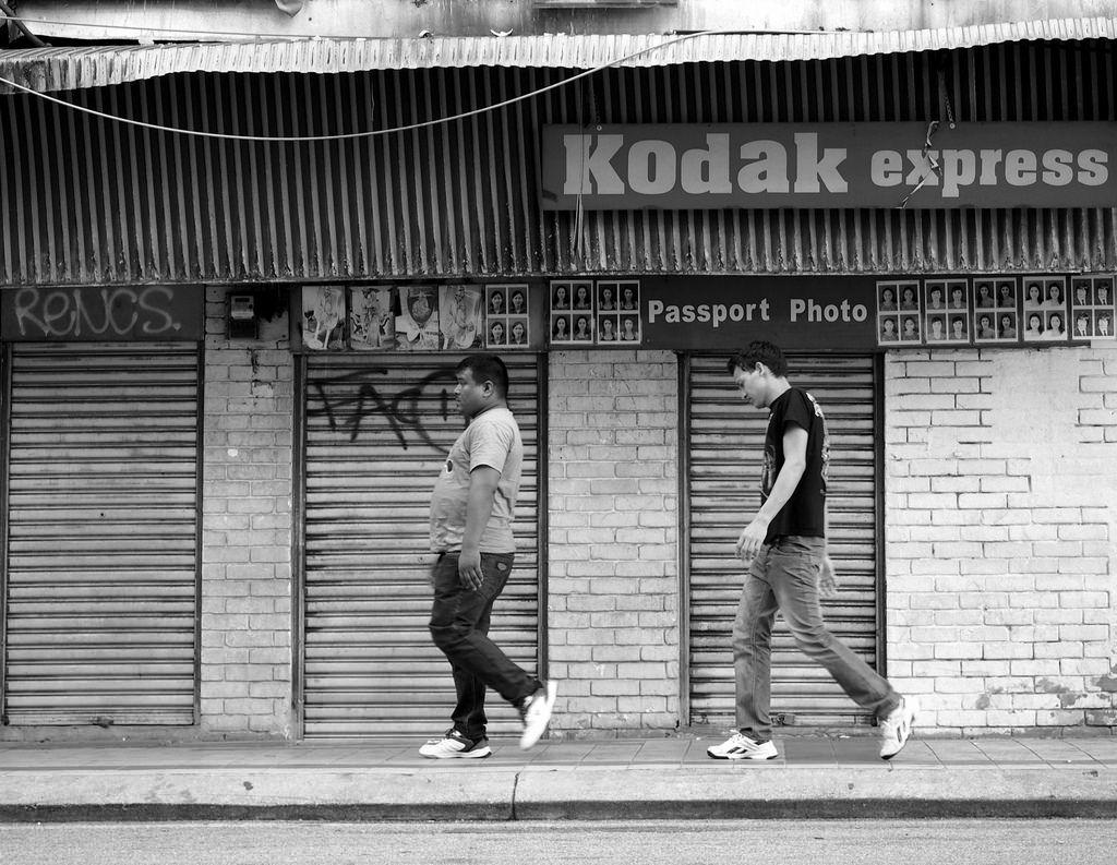 Kodak old signs