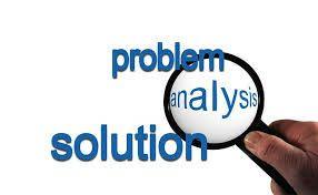 Solve problems with metrics