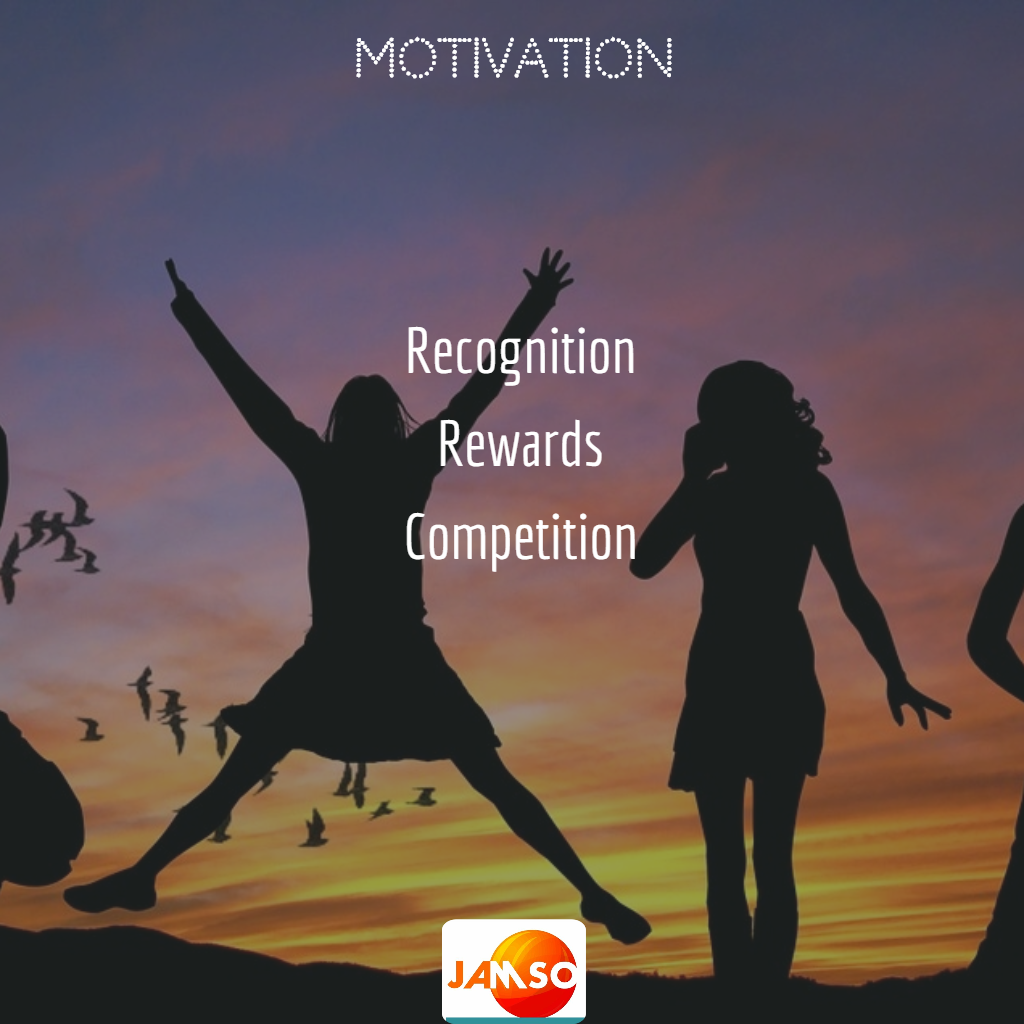 The core reasons for motivation within gamification