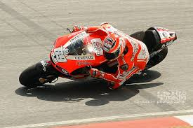 Racing on the edge in MotoGP