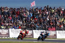 Nicky racing in MotoGP
